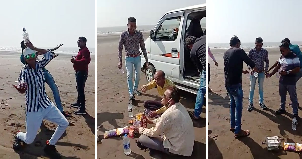 http://www.meranews.com/backend/main_imgs/liquor_home-guard-going-to-the-beach-and-having-a-liquor-party-in-gujarat_0.jpg?16?77