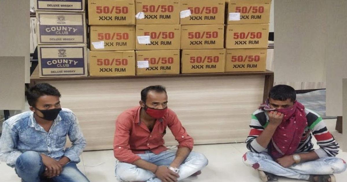 Ahmedabad bootleggers