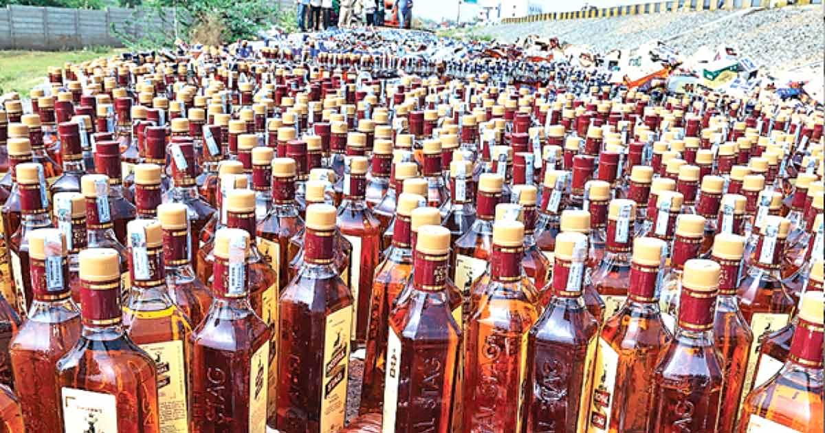 Gujarat LiquorGujarat liquor