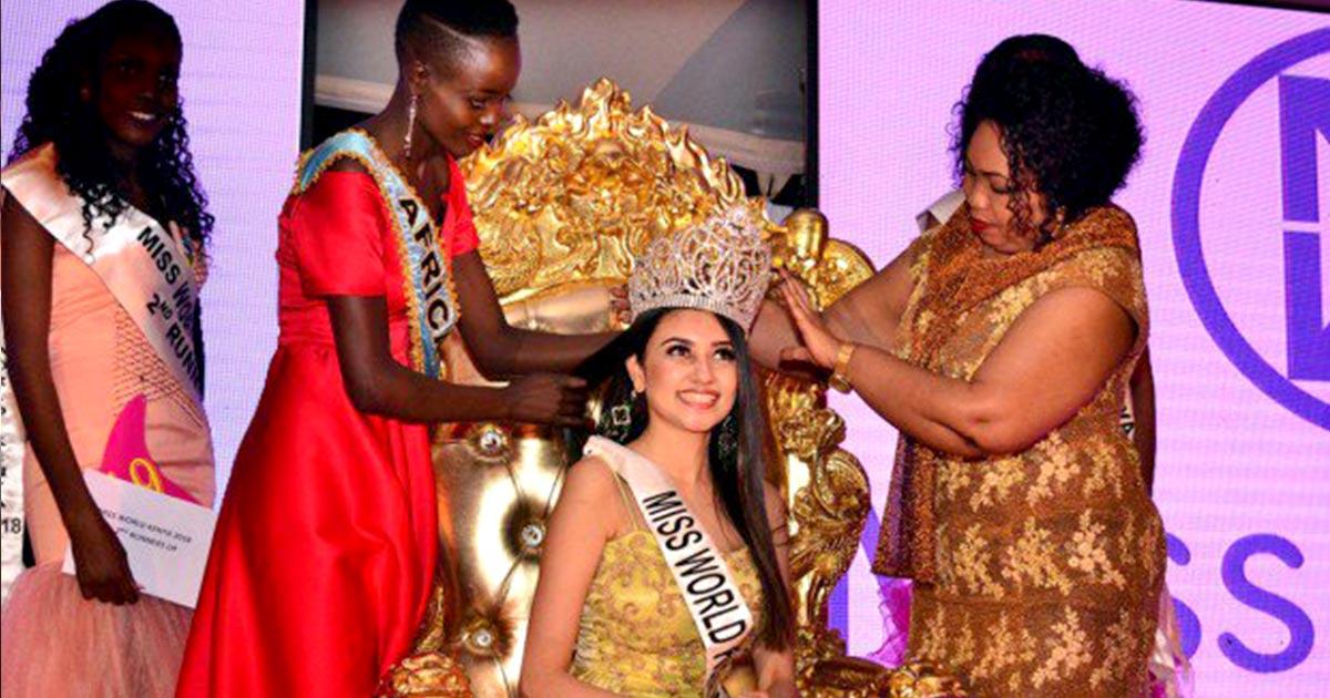 Miss Kenya 2018