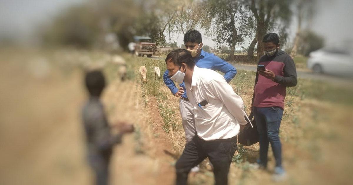 Aravalli Poor Children