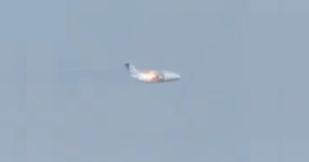 Russia army plane crash