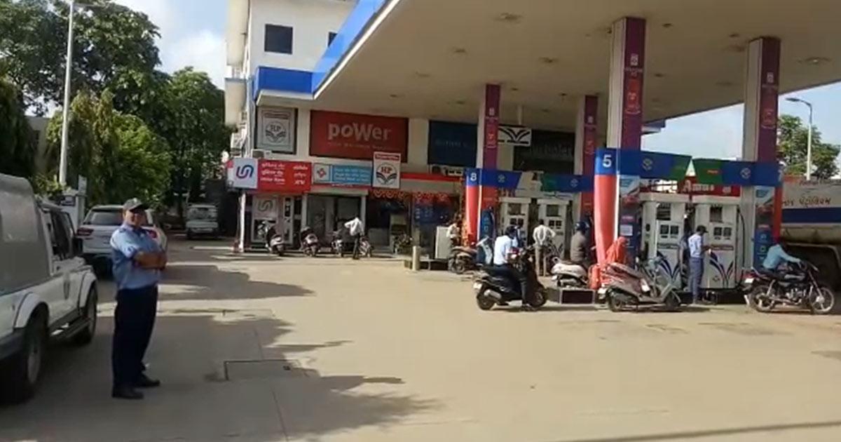 Kamlesh Ramani firing