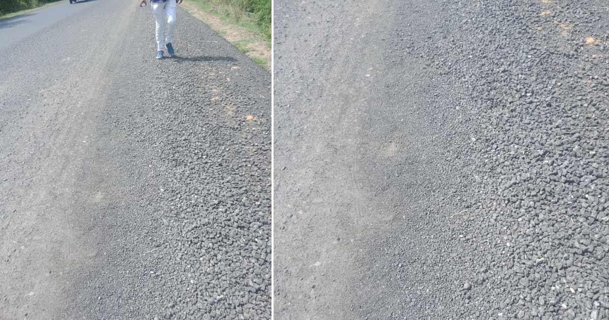 Patan highway road