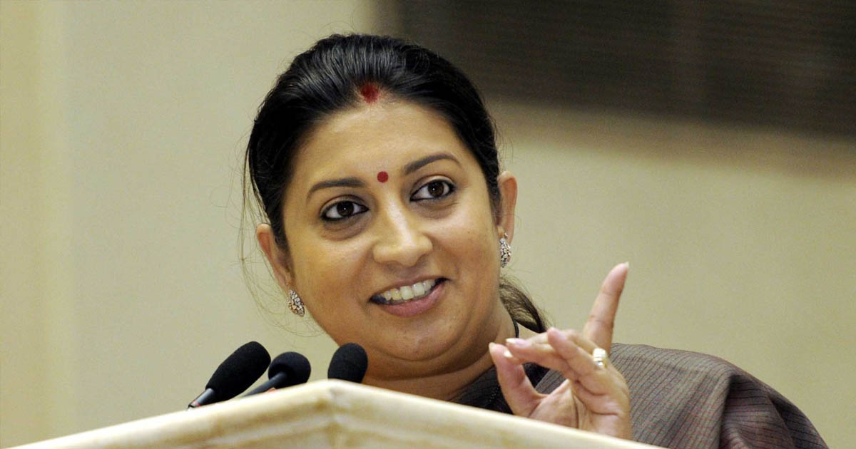 http://www.meranews.com/backend/main_imgs/smritiirani_smriti-irani-who-blamed-journalists-for-fake-news-has-given_0.jpg?5?100