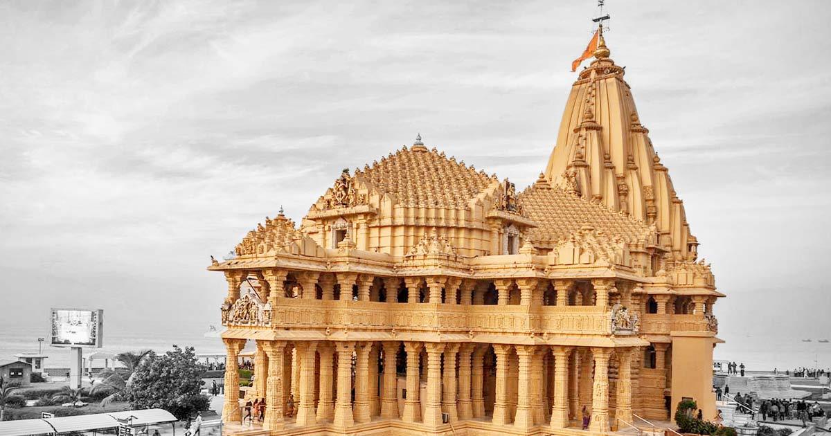 Somnath temple,