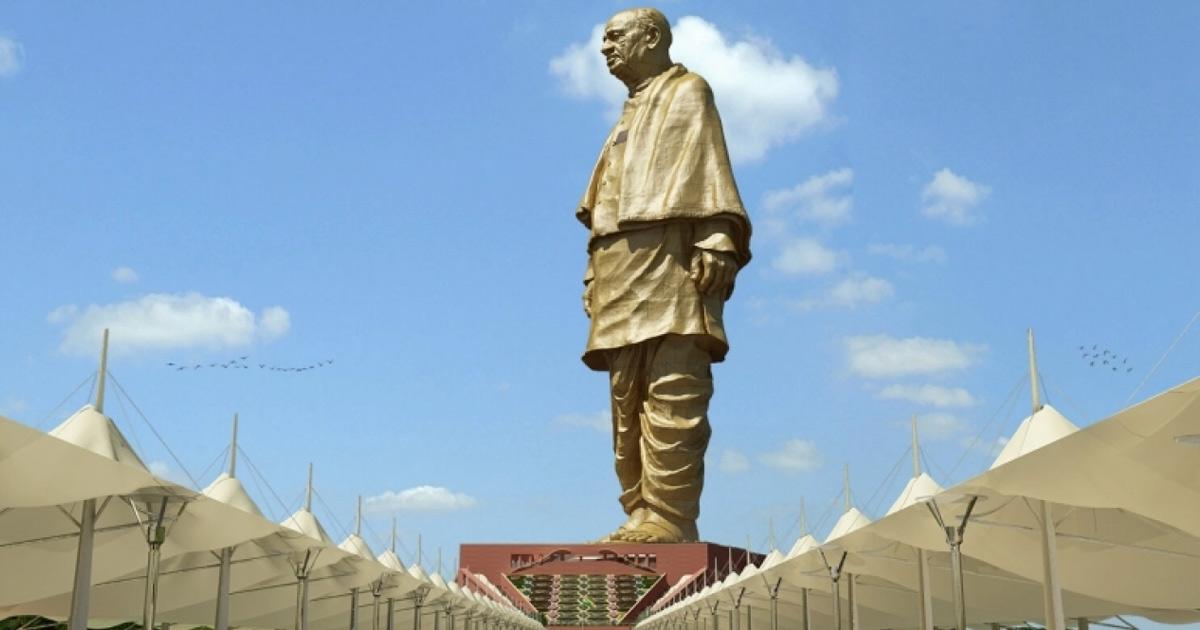 statue of unitystatue of unity