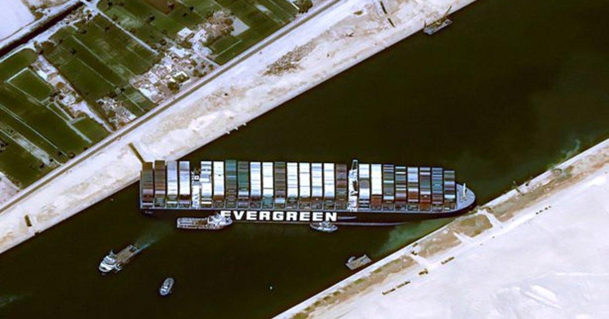 Suez Canal Emergency