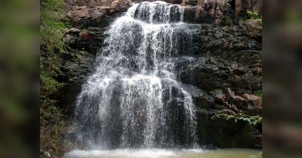 Sunsar Waterfall
