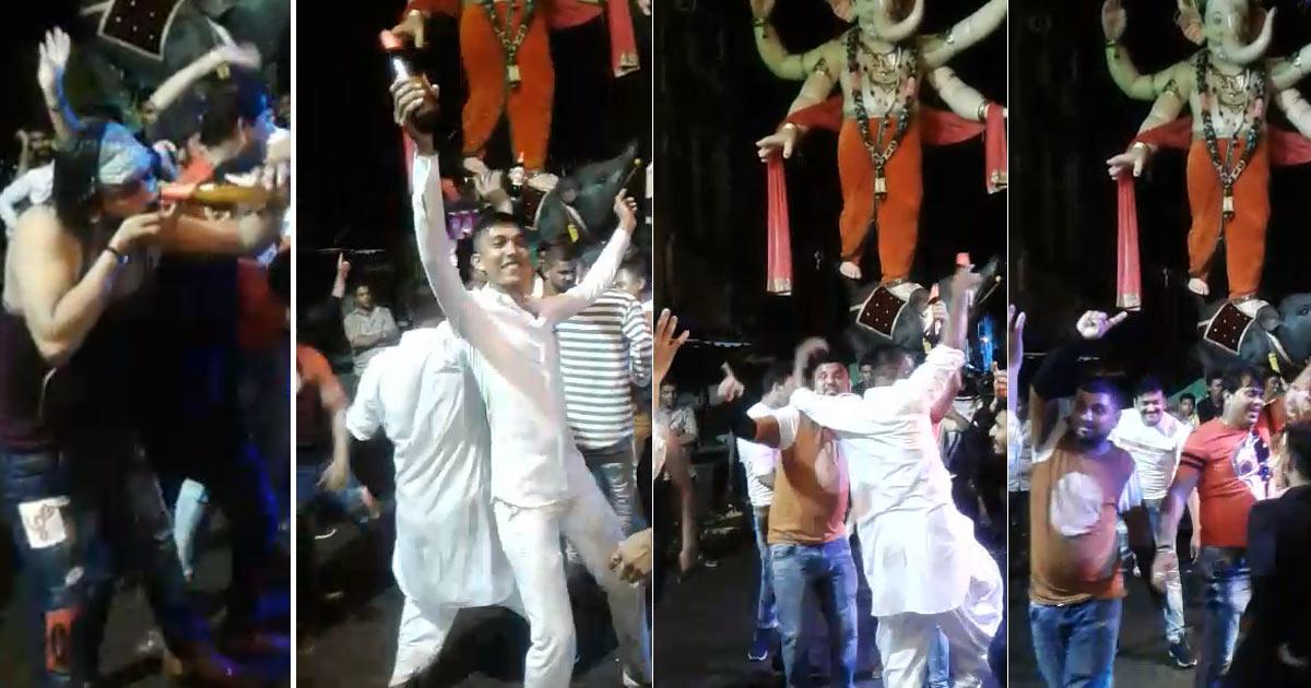 Ganpati festival in surat