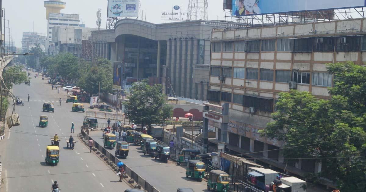surat textile market