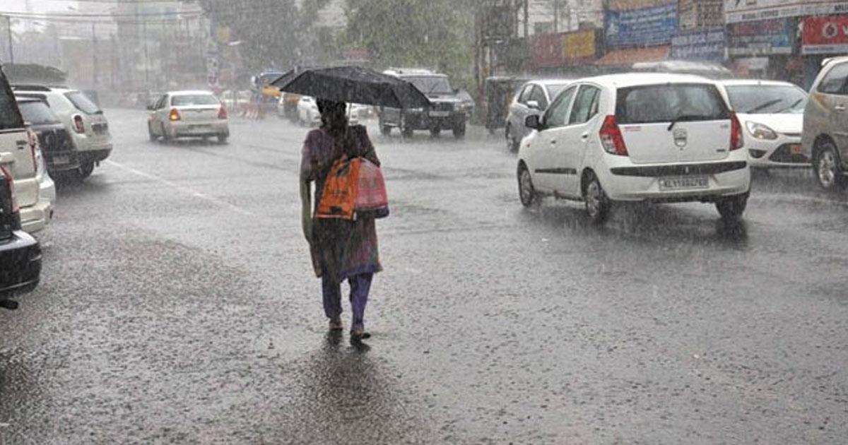 Surat rain