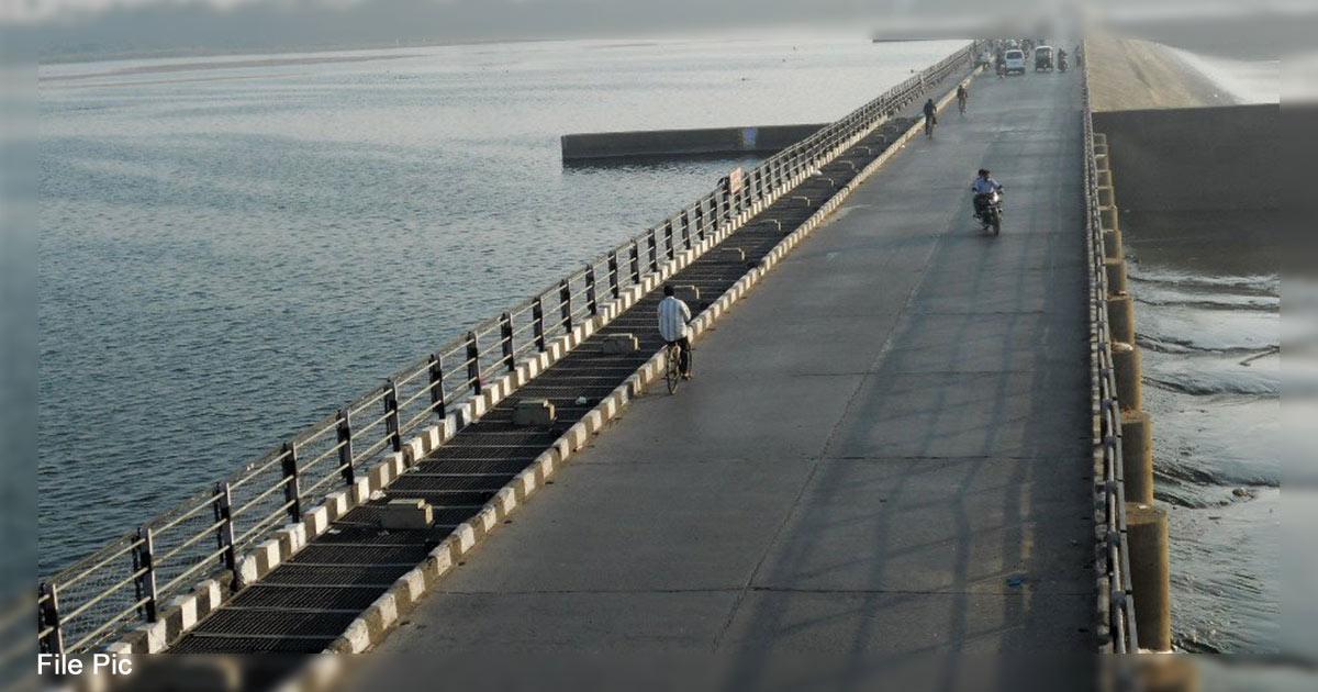 Surat causeway