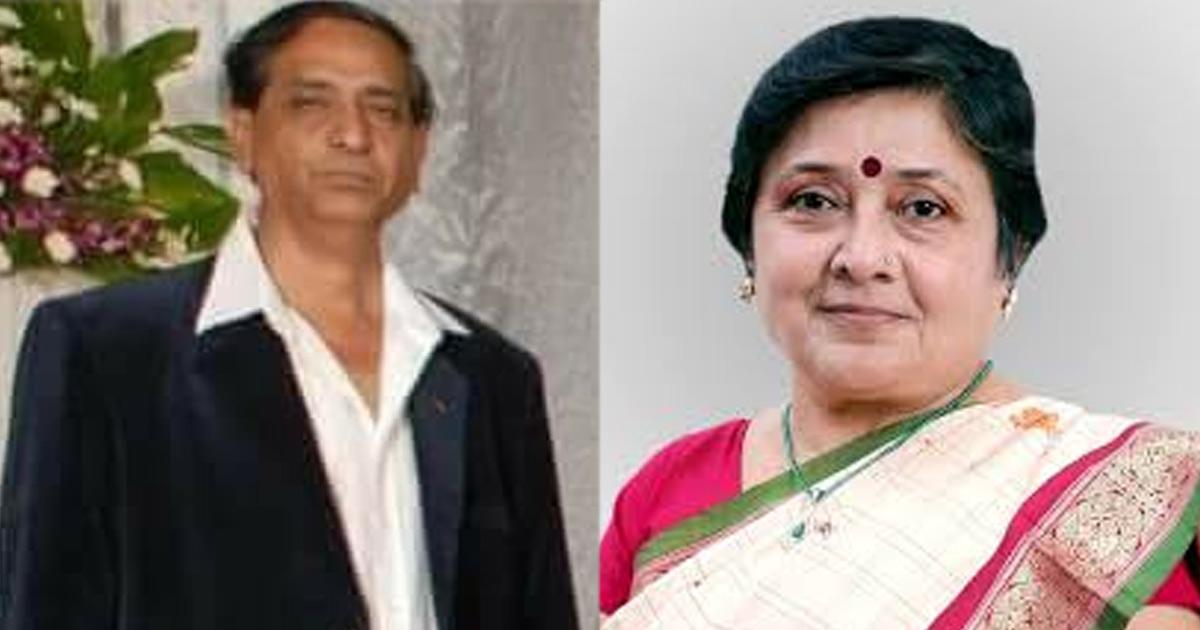 Vibhavri Devi's husband