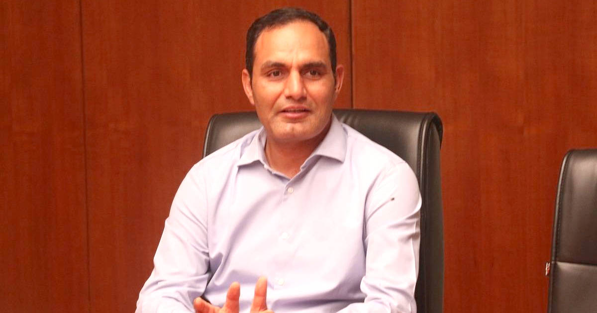 vijay Nehra IAS