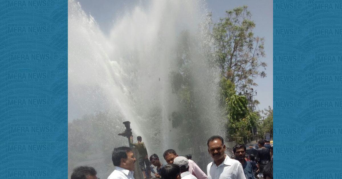 Rajkot water